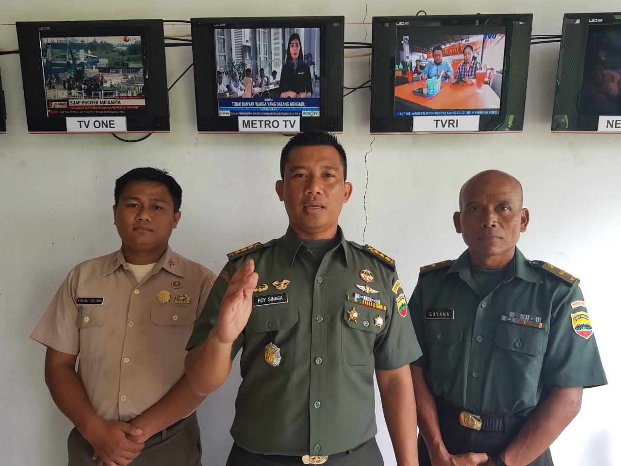 Kapendam I/BB : TNI AD Serius Ikut Berantas Narkoba