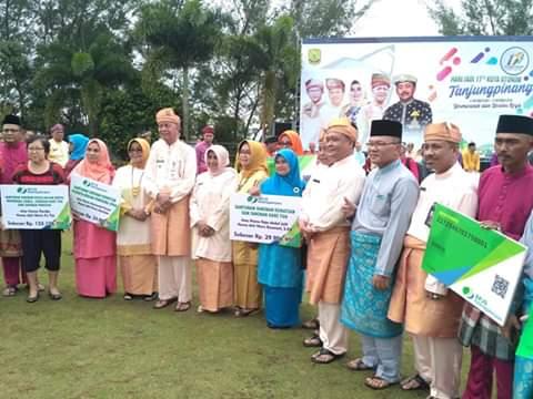 Sweet Seventeen Hari jadi Kota Otonom Tanjungpinang