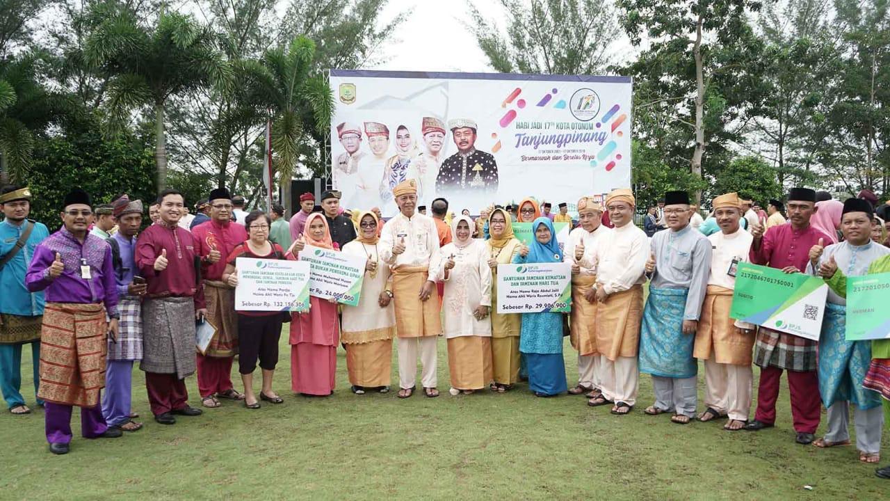 Peringatan Hari Jadi Kota Otonom Tanjungpinang ke 17