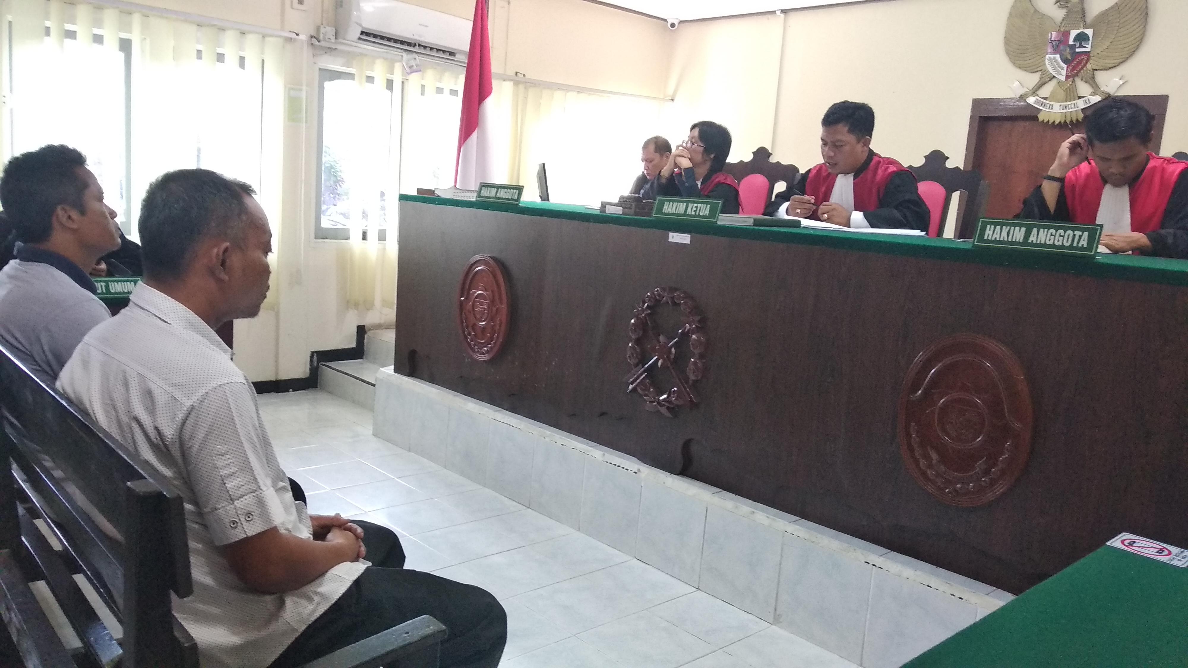 Selundupkan Barang Illegal, Mantan Pegawai PT Pos Tanjungpinang Divonis 18 Bulan Penjara