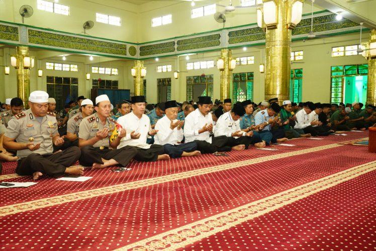 Doa Masyarakat Kepri Untuk Sulawesi Tengah