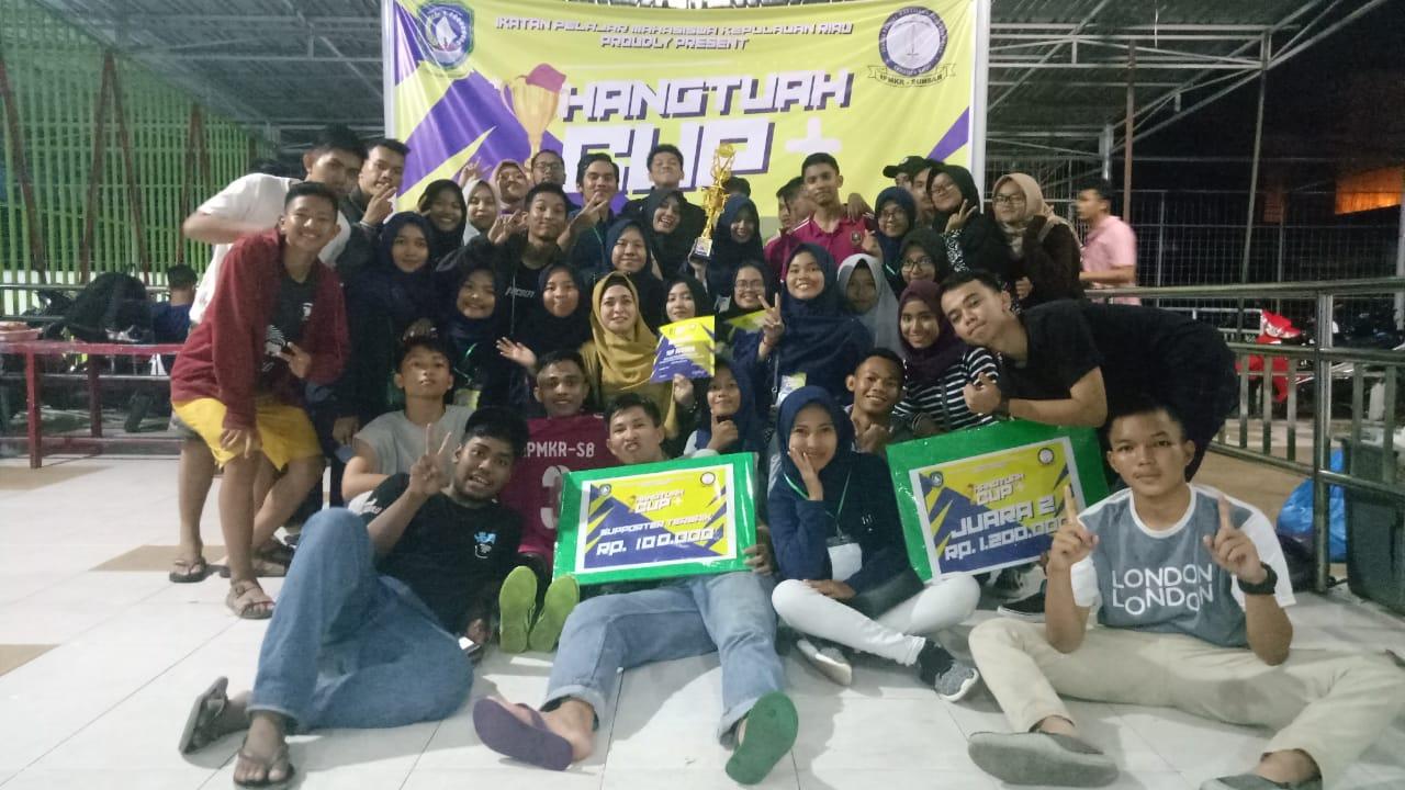Ikatan Pelajar Mahasiswa Kepulauan Riau- Sumatera Barat gelar Hang Tuah Cup