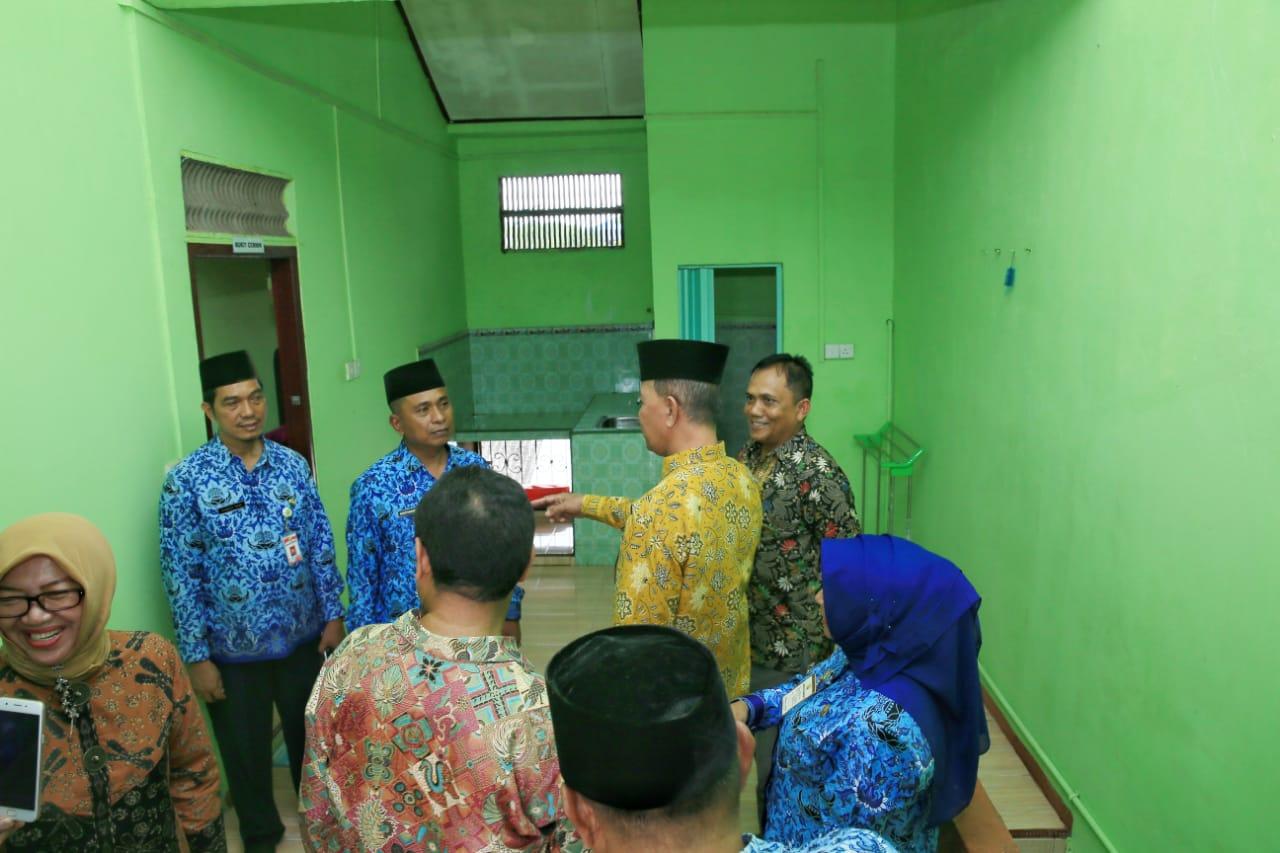 Walikota Resmikan Rumah Singgah di Batam