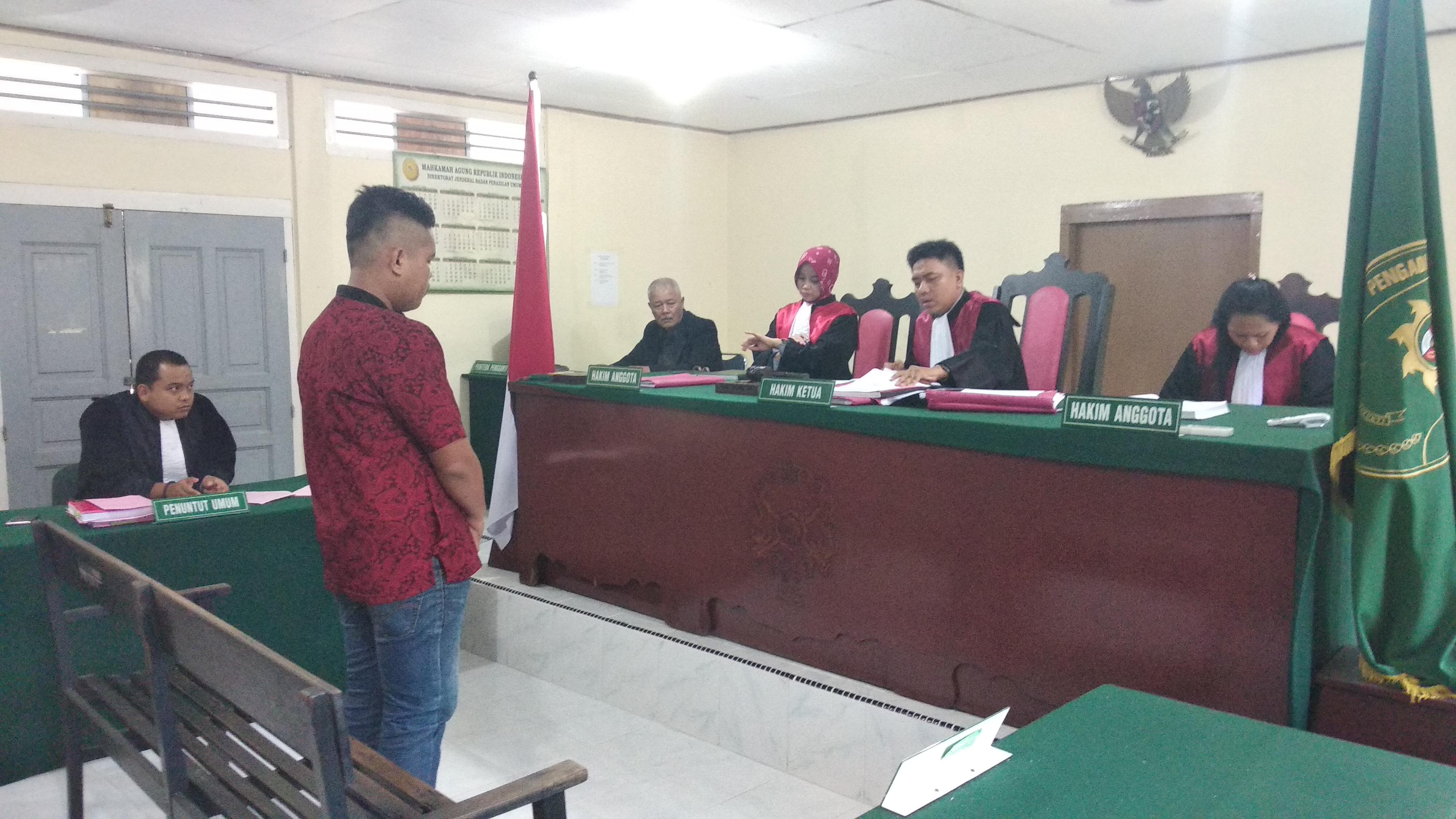Moh Sholeh Guru Mengaji Cabul Divonis 13 Tahun 6 Bulan Penjara