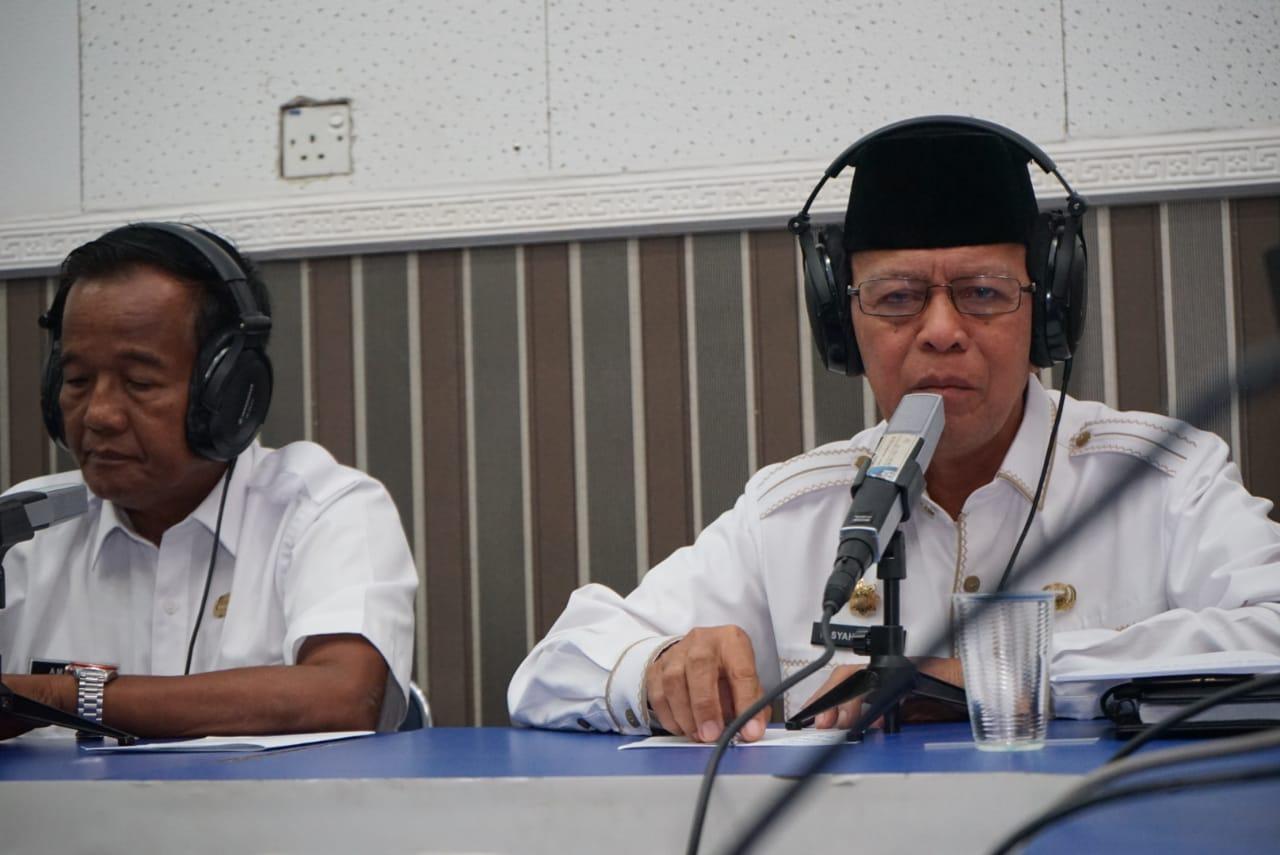 Walikota On Air Di Radio