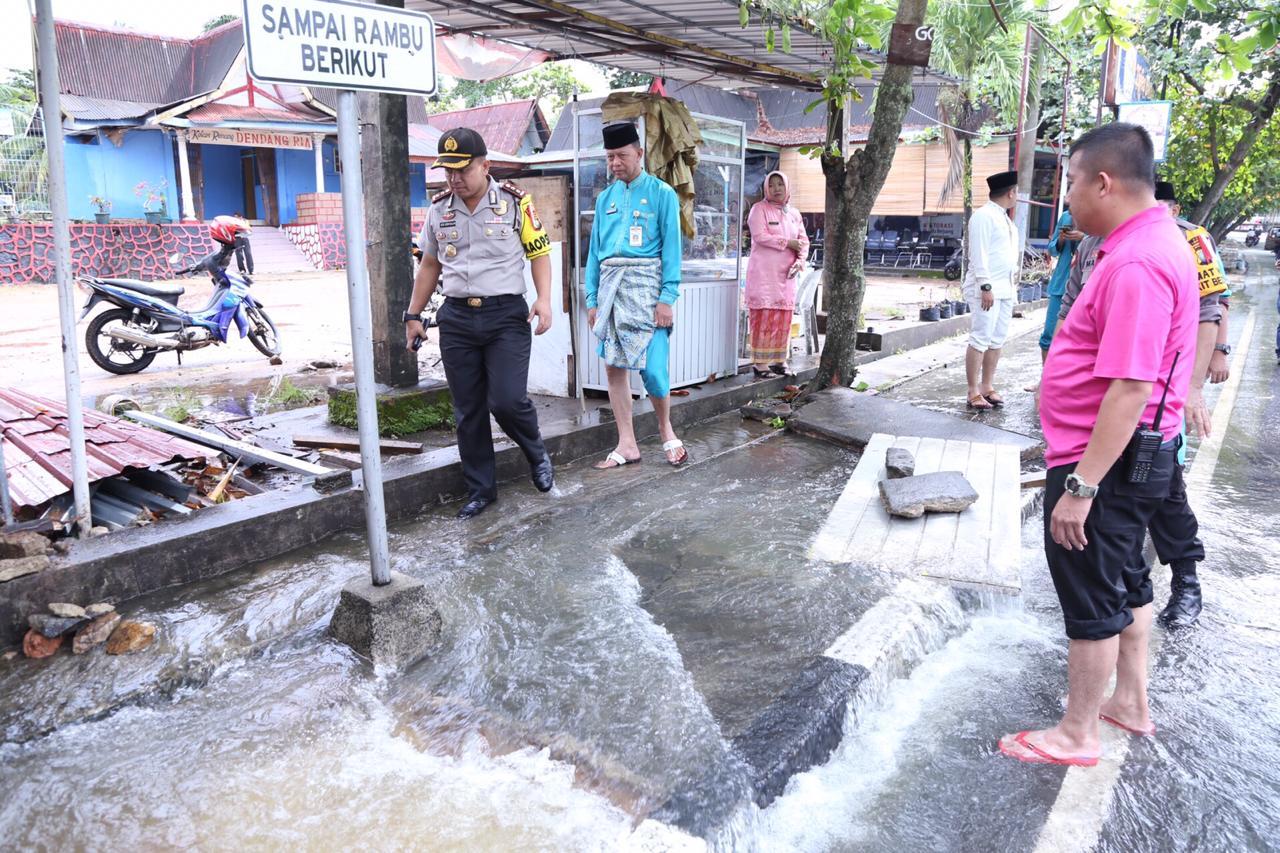Walikota Respon Cepat Genangan Air