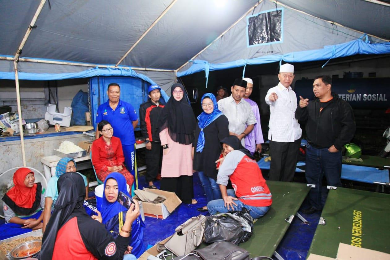 Pemko Siapkan Posko Kesehatan di Lokasi Banjir Teluk Keriting
