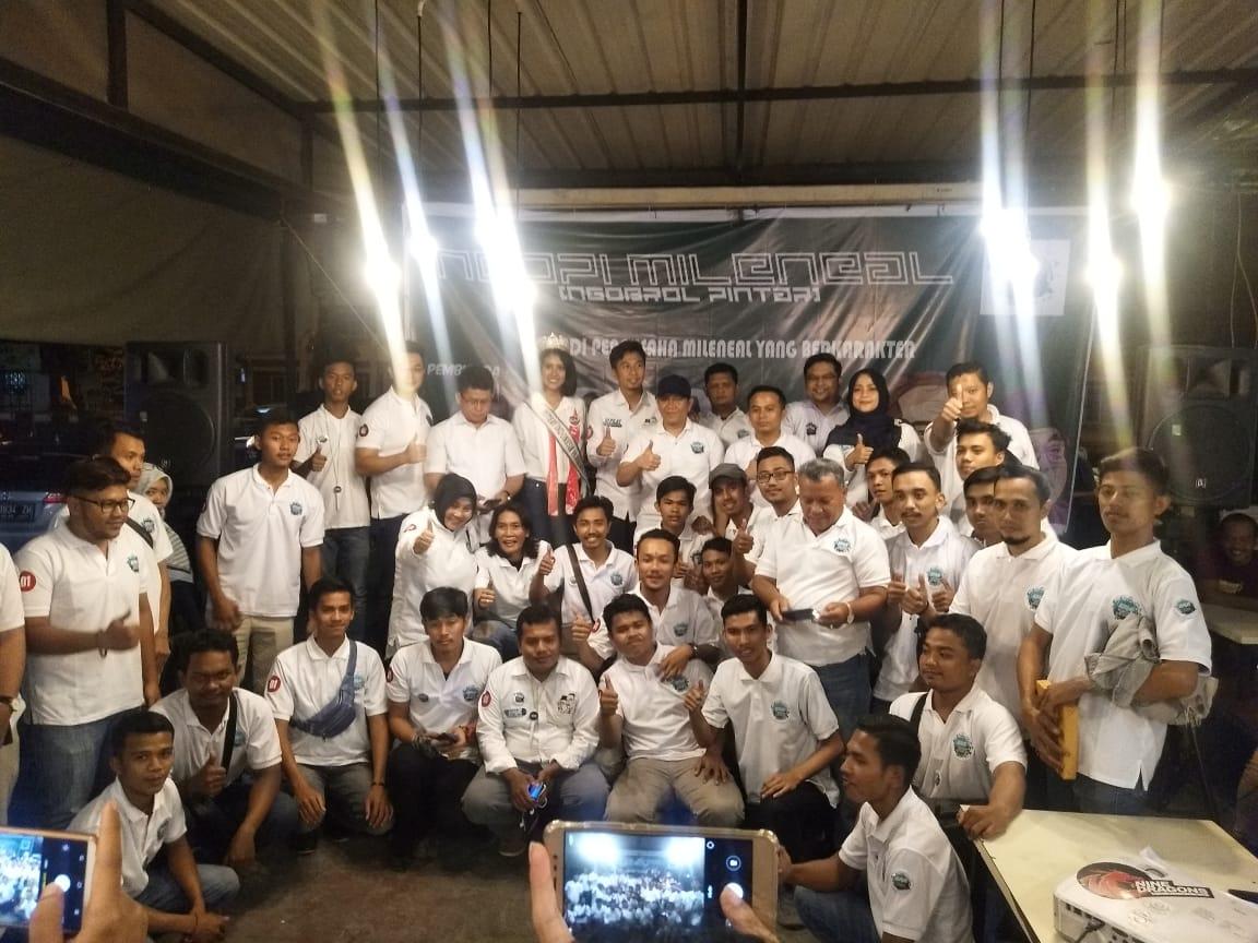 Generasi Milenial Sambut Roadshow REPNAS di Kota Pekanbaru
