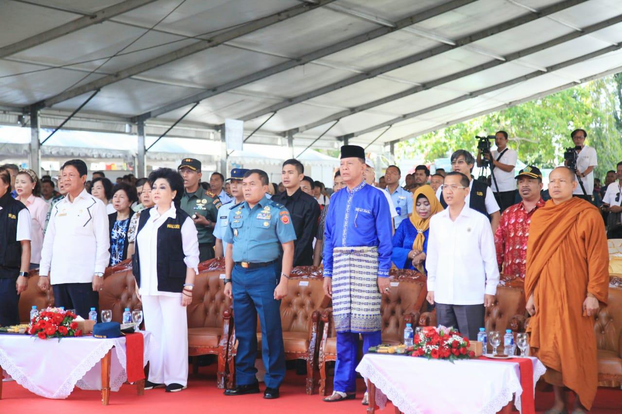 Walubi Gelar Pengobatan Gratis di Tanjungpinang