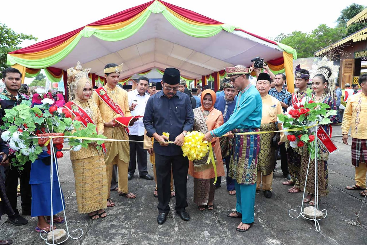 Festival Pulau Penyengat Berlangsung Meriah