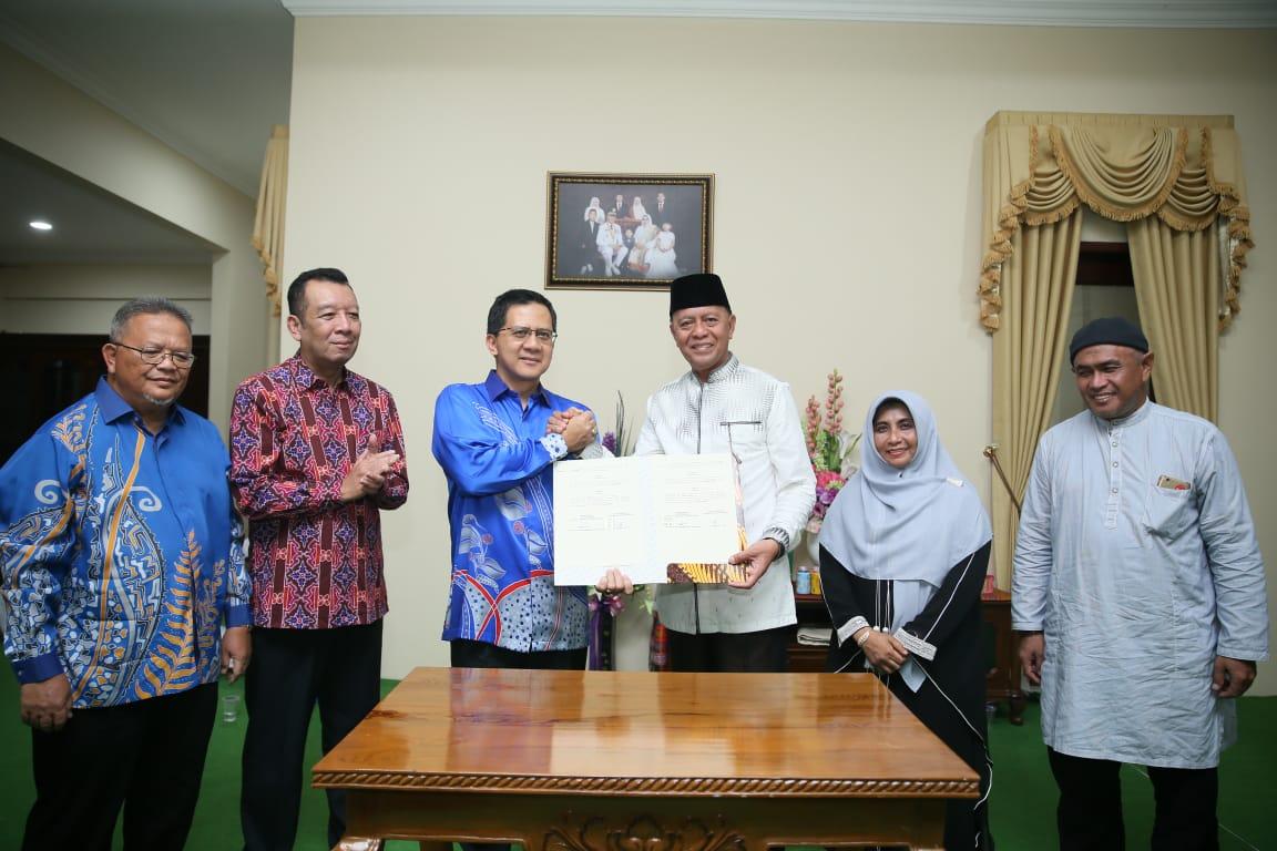 Tanjungpinang dan Johor Bahru Jalin Kerjasama Pariwisata