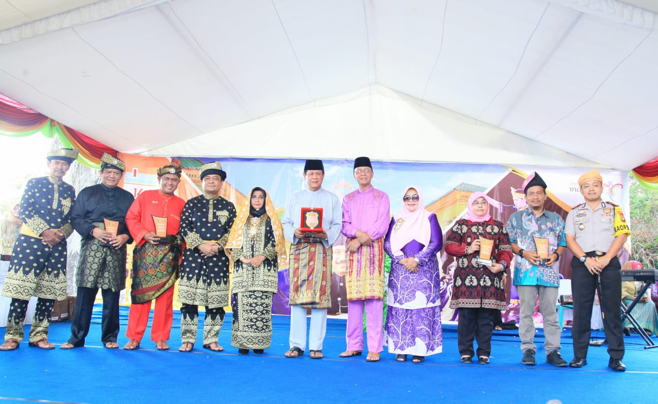 FPP 2019 sebagai Wahana Pelestarian Budaya dan Tradisi Melayu