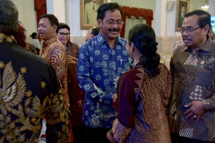 Lapor Soal Kepulauan, Jokowi Beri Nomor Koordinasi