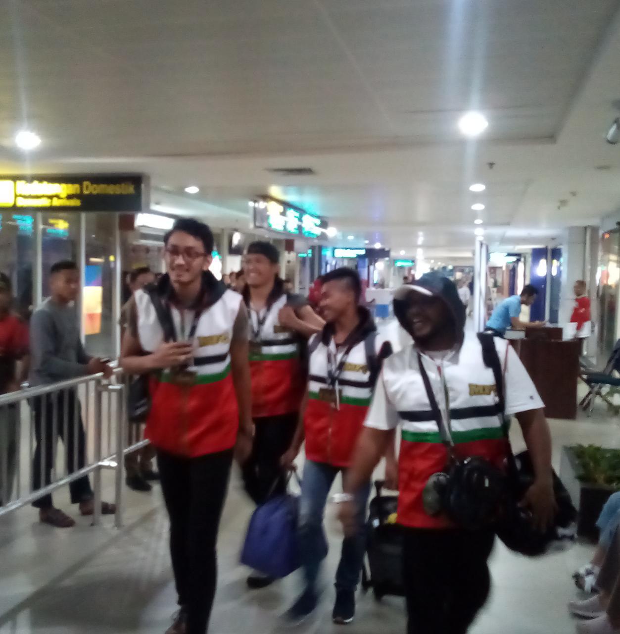 Atlet Muaythai Pekanbaru Boyong 2 Emas