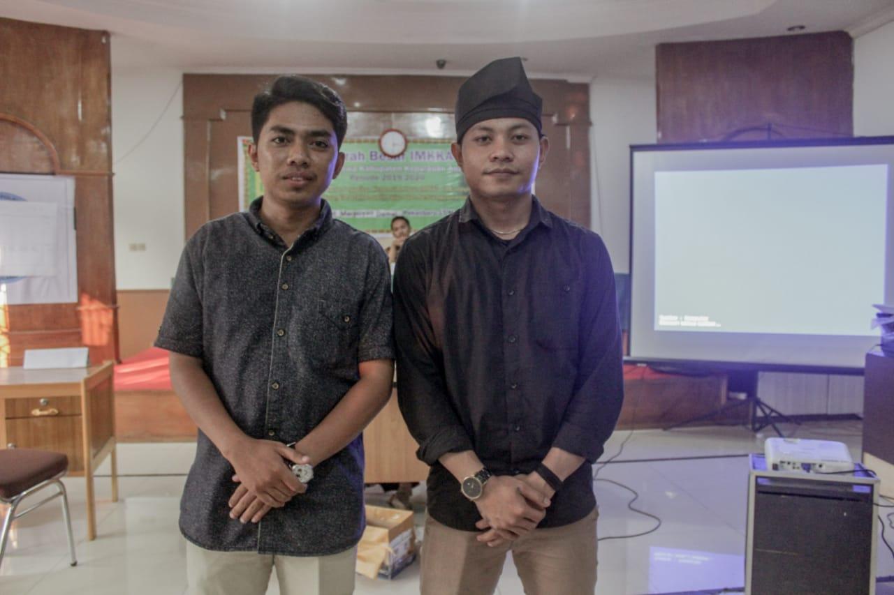 Raja Emi & hidayat terpilih menjadi Ketua dan Wakil IMKKA -PEKANBARU periode 2019 – 2020