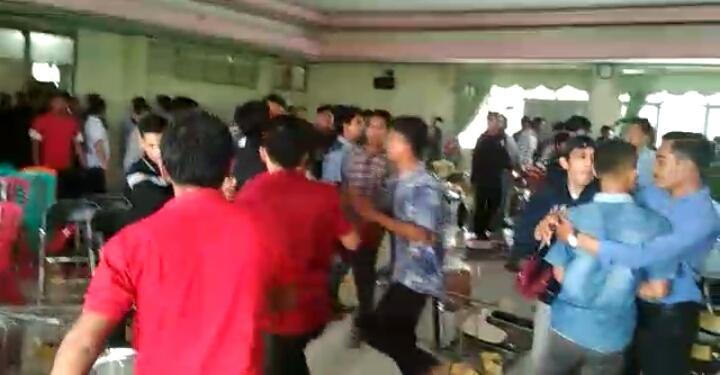 Seluruh Cabang HMI Se- Riau-Kepri Menolak Pelantikan  Inkonstitusional. Pelantikan HMI Badko Riau Kepri di Bubarkan Seluruh Kader HMI Se- Riau-Kepri.