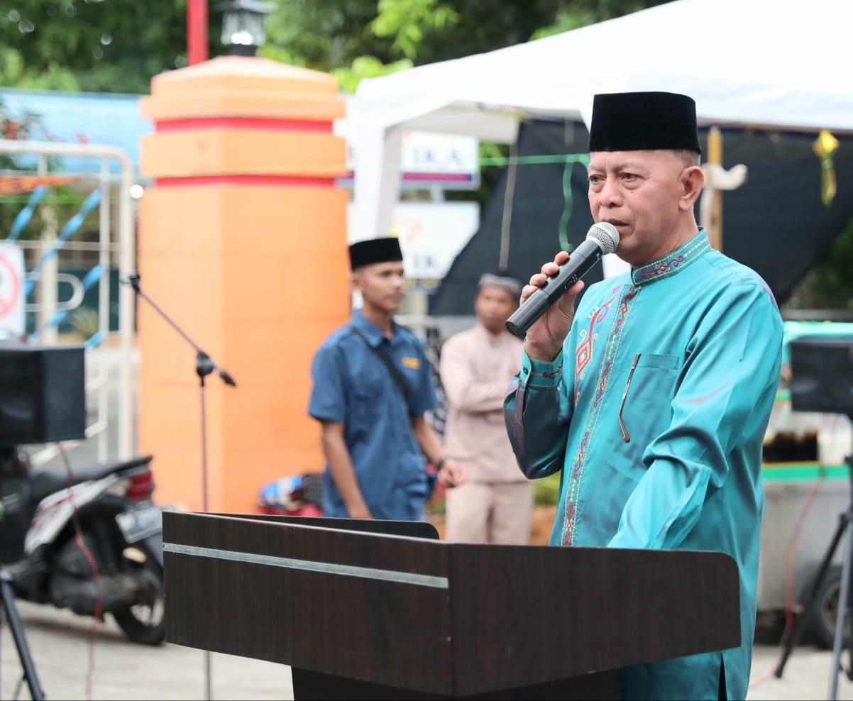 Syahrul : Karang Taruna sebagai Ujung Tombak Pemerintah.