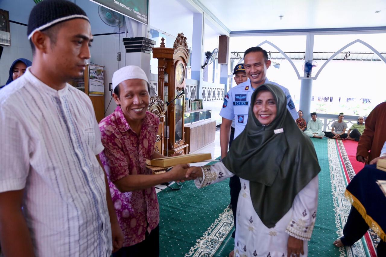 Rahma Tutup Pesantren Ramadhan Rutan Kelas I Tanjungpinang