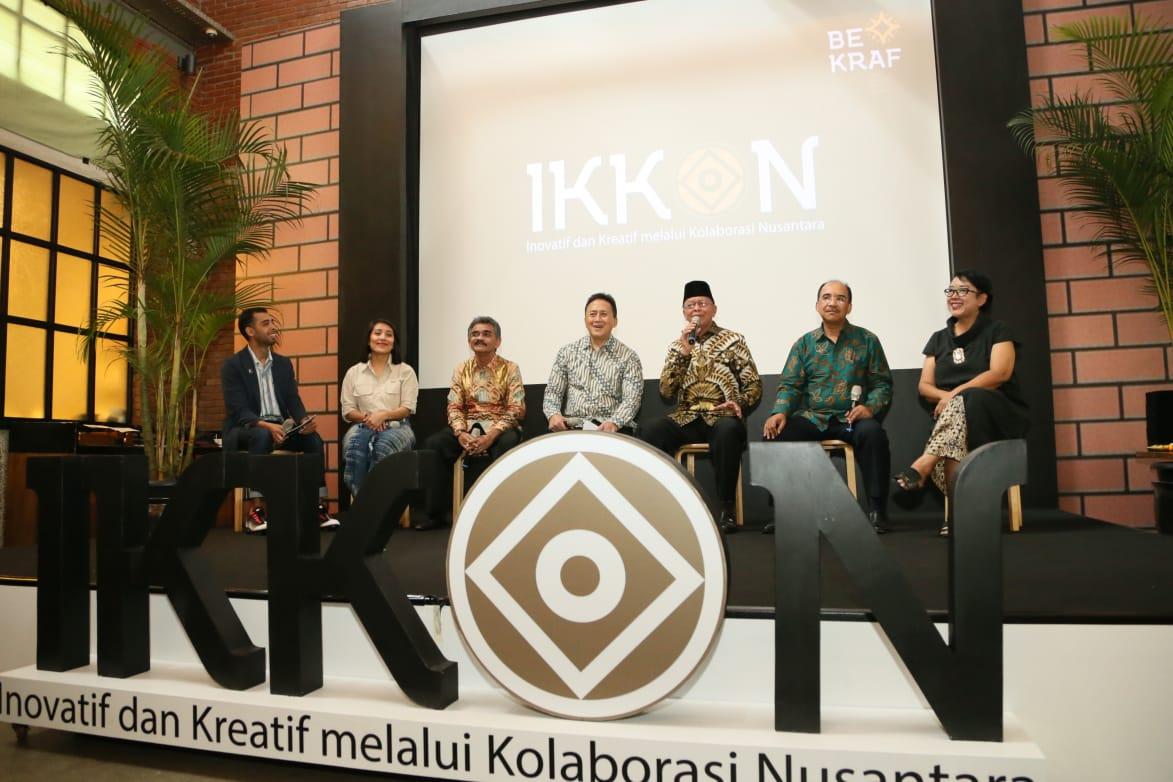 Tanjungpinang Terpilih sebagai Kota Pelaksana Program IKKON Bekraf 2019