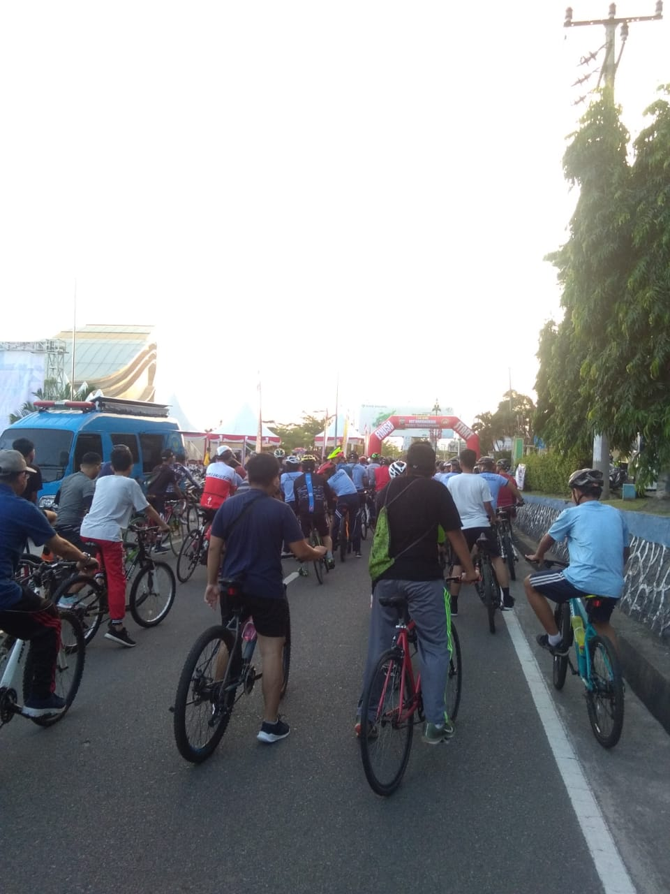 Kapolres : Terimakasih Masyarakat Tanjungpinang