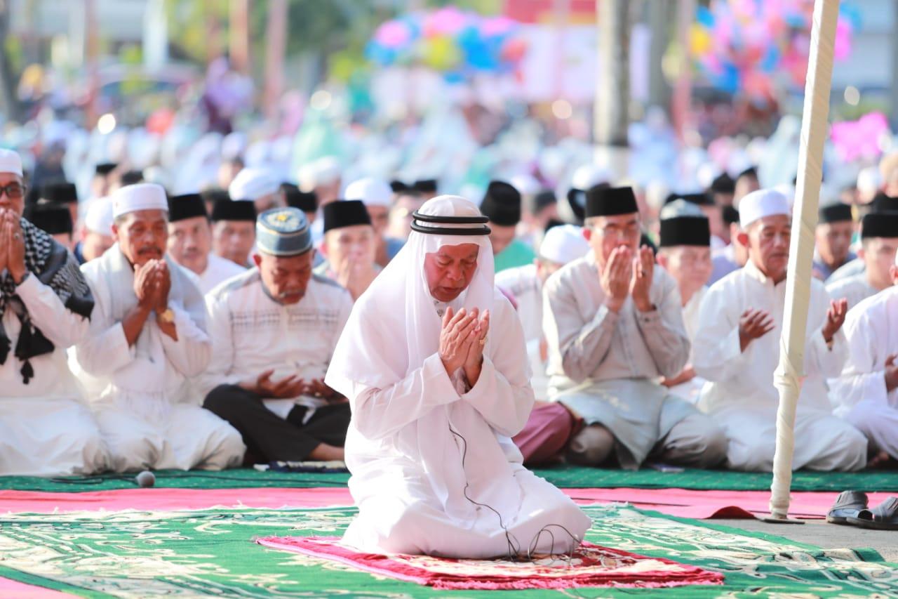 Syahrul : Jadikan Idul Adha sebagai Momentum Meningkatkan Iman dan Taqwa