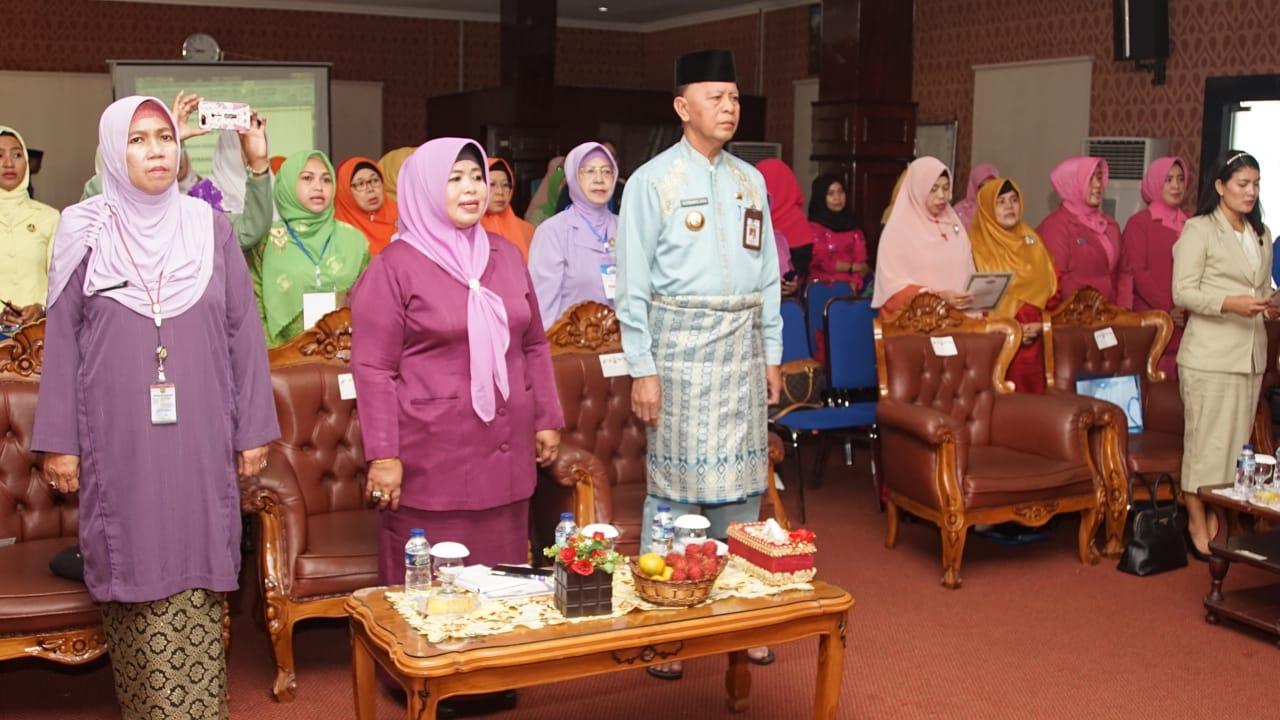 GOW Kota Tanjungpinang Gelar Musda ke-4