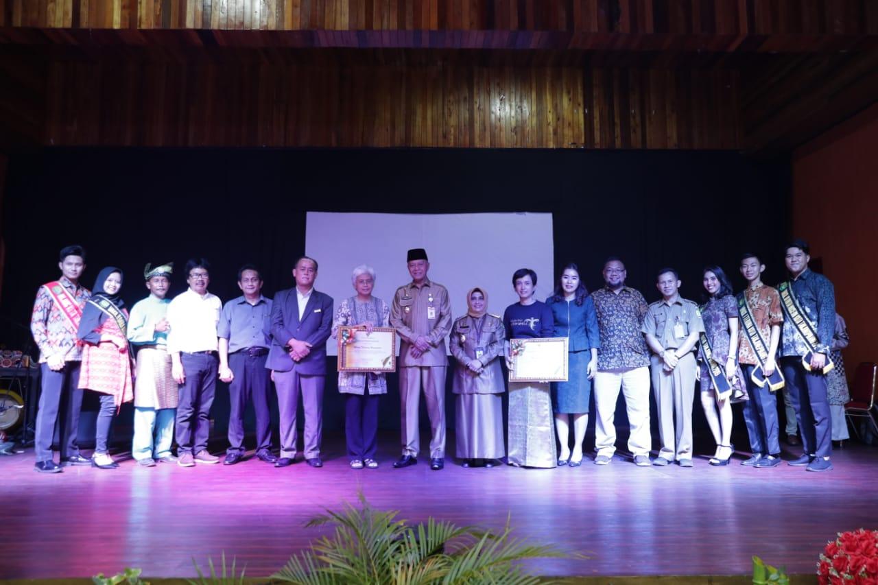 Walikota Launching 8 Produk Wisata Pulau Penyengat