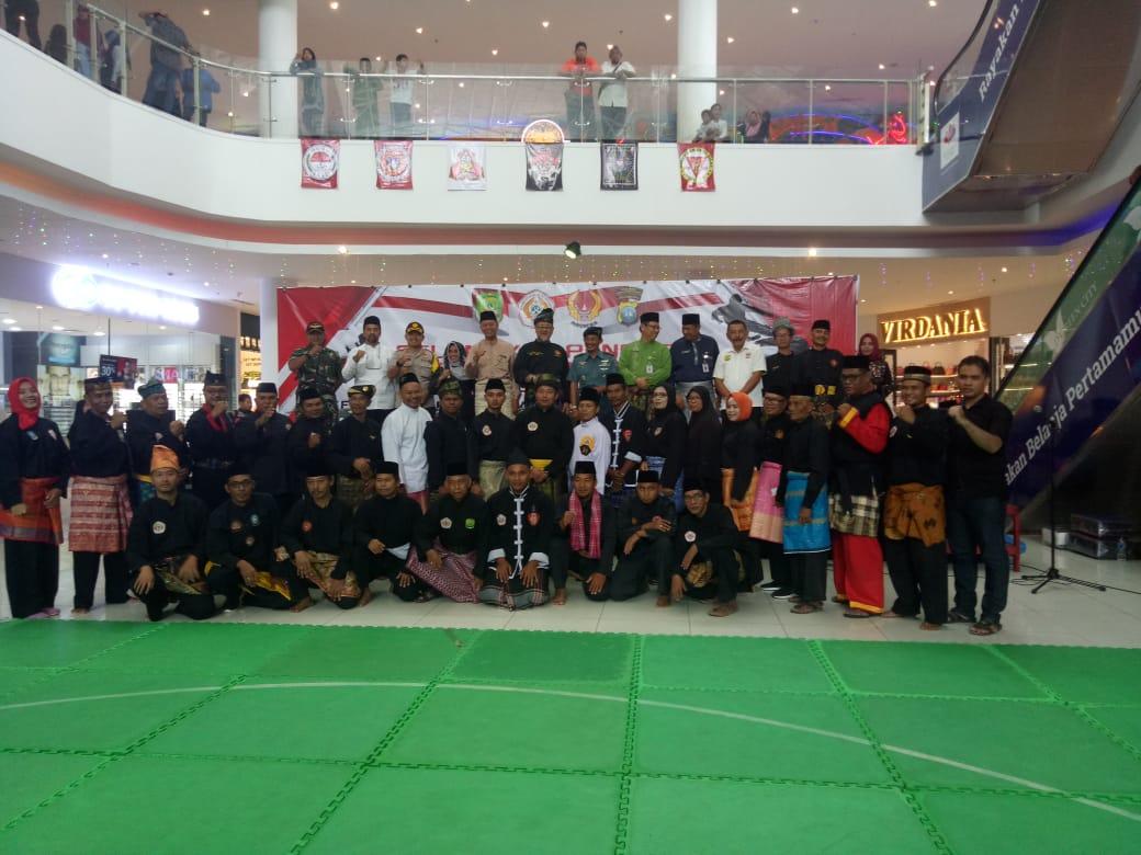 Syamsuriya Ketua IPSI Kota Tanjungpinang Sukses Menggelar Turnamen Pencaksilat