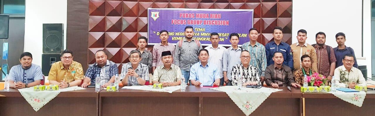 Riau, Negeri Dongeng Kaya Minyak