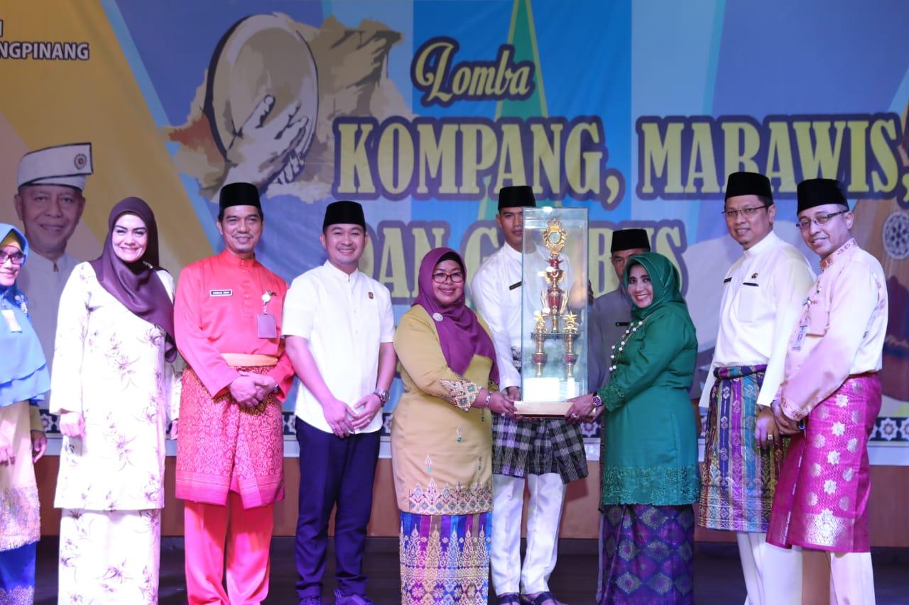 LASQI Kota Tanjungpinang Gelar Lomba Kompang, Marawis dan Gambus