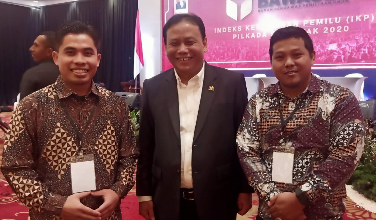 Peluncuran IKP 2020, Bawaslu Kota Tanjungpinang Siap Cegah Potensi Pelanggaran