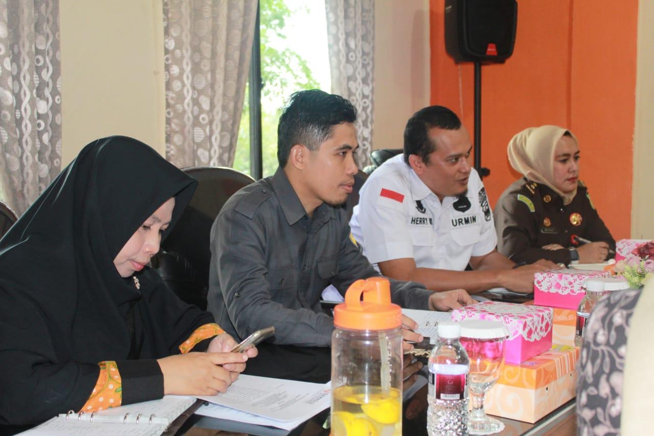 Bawaslu Tanjungpinang Gelar Rapat Koordinasi Perdana