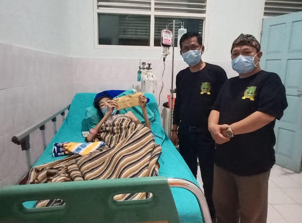Paguyuban Pasundan Kota Tanjungpinang Peduli kemanusiaan