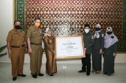 Saling Beri Penghargaan, Bawaslu Tanjungpinang dan Walikota Sinergi Sukseskan Pilkada 2020