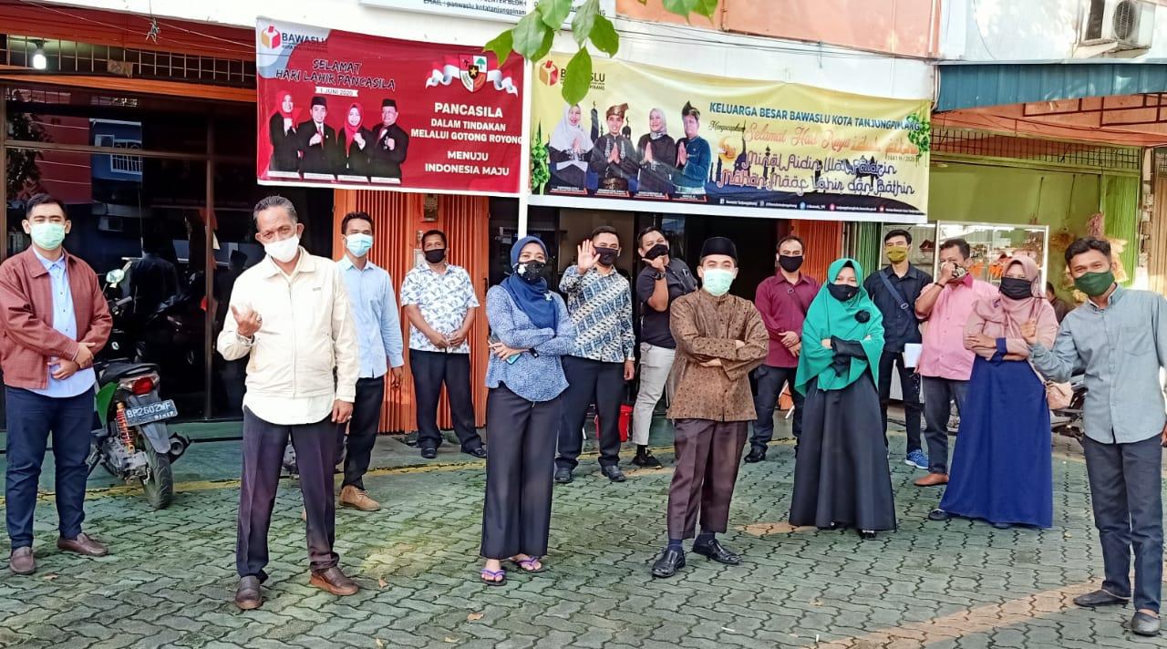 Pilkada 2020 Dilanjut, Bawaslu Kota Tanjungpinang Aktifkan Panwascam dan PKD