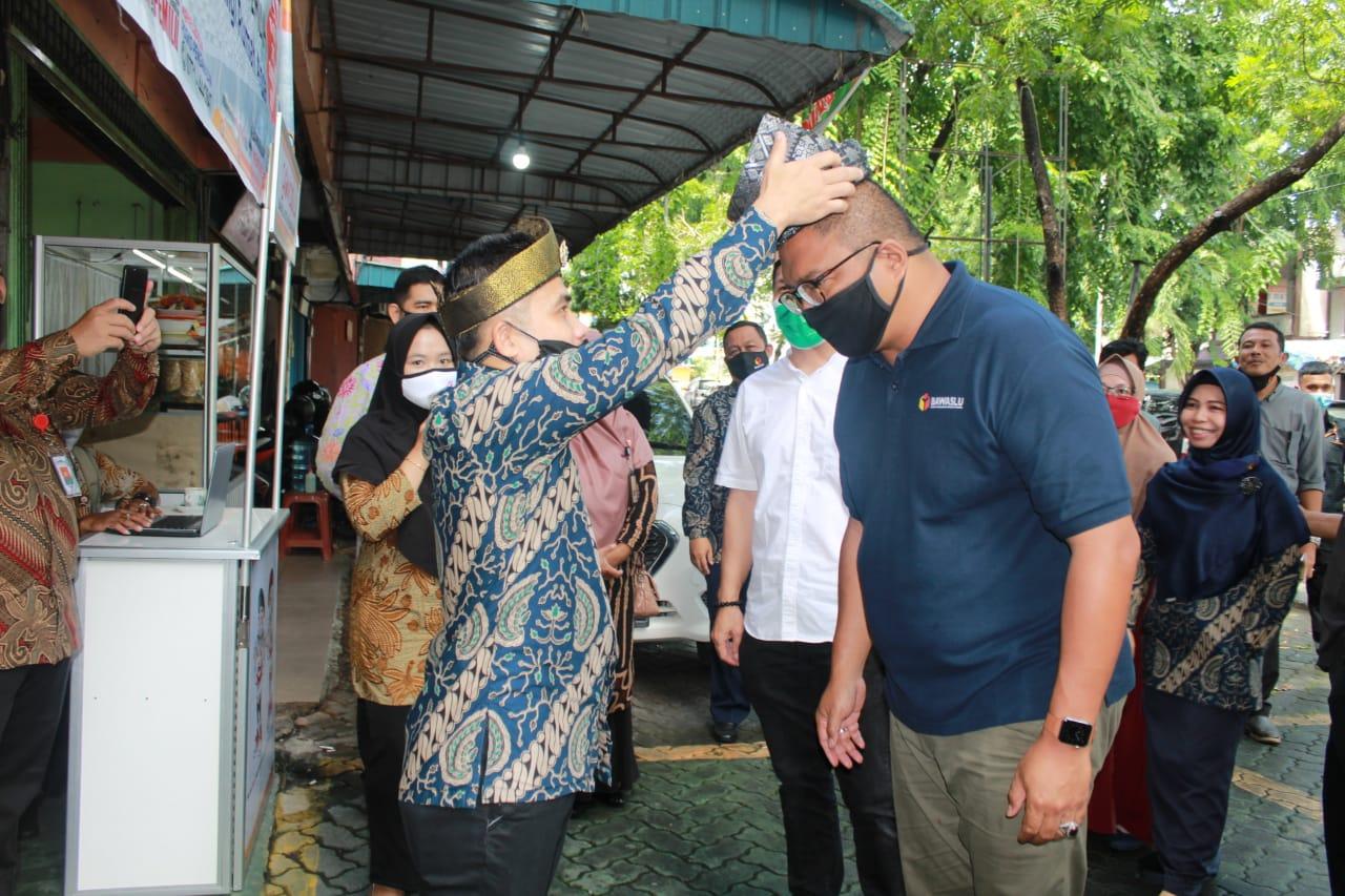Bawaslu Kota Tanjungpinang Gelar Besembang Pengawasan Bersama Bawaslu RI, Panwascam Antusias Berpartisipasi