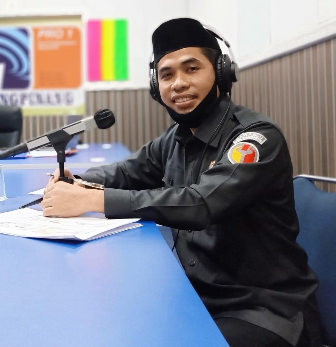 Ini Tanggapan Ketua Bawaslu Tanjungpinang Terkait Viralnya Foto Rahma.