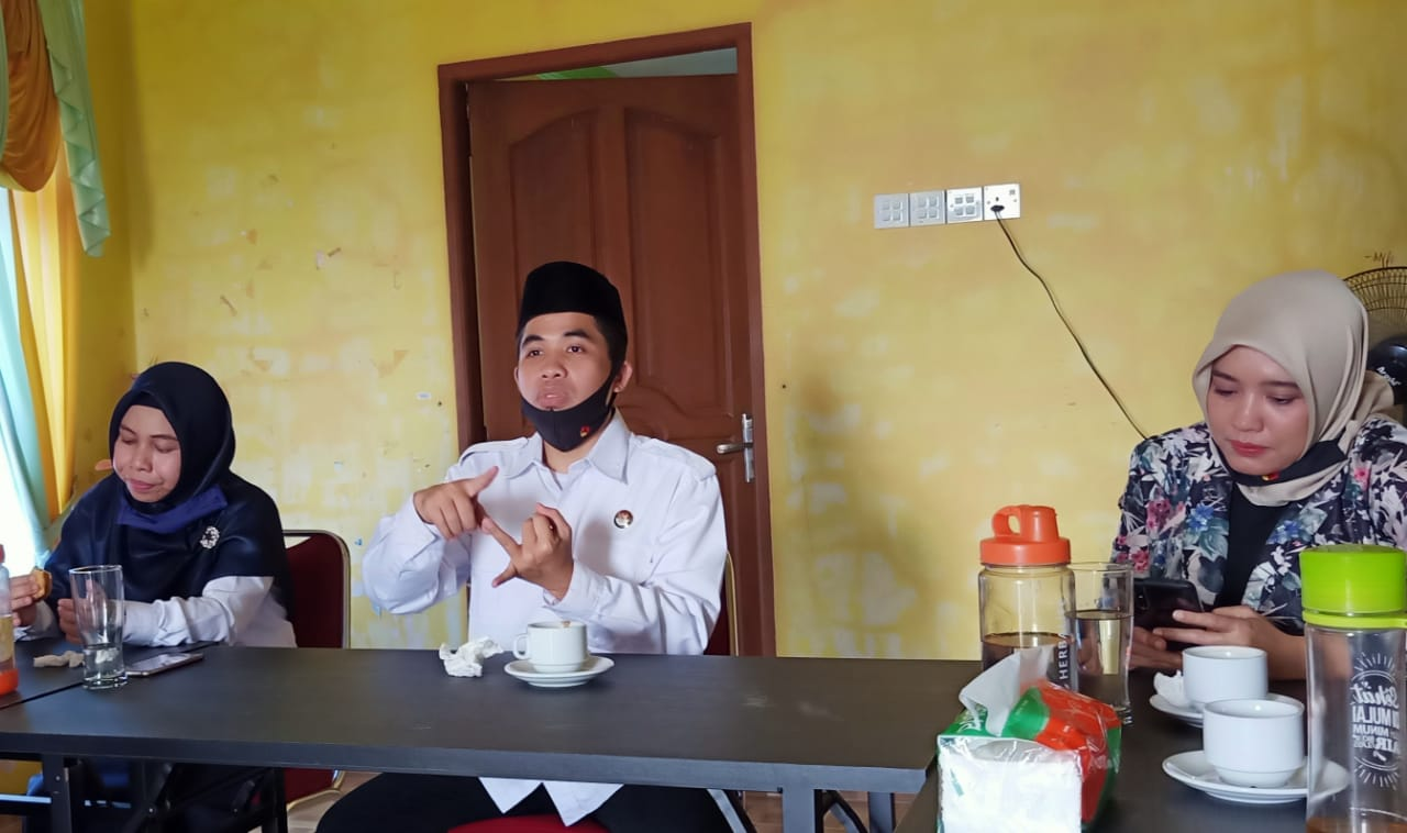 Bawaslu Kota Tanjungpinang Supervisi Panwascam dan PKD, Awasi Ketat Pembentukan PPDP