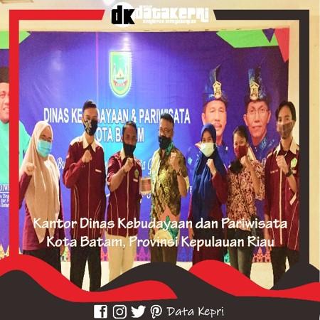 Sadar Potensi Pariwisata, IPMKOB-Pekanbaru Kunjungi Dinas Kebudayaan dan Pariwisata Kota Batam