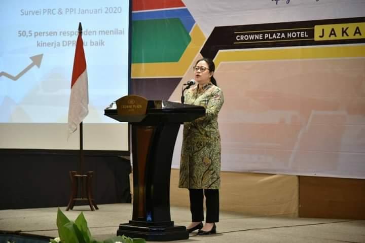 Puan Minta Pemerintah Jamin Pelaksanaan Pendidikan Anak Indonesia di Masa Pandemi Covid-19