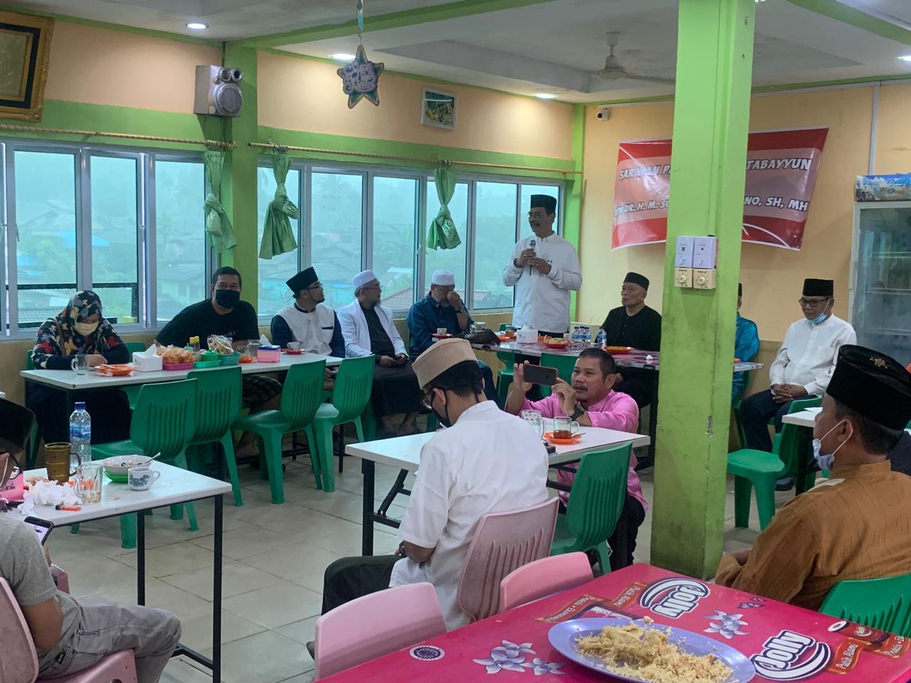 Soerya Respationo Tabayyun Bersama Ustadz-Ustadz Se-Tanjungpinang