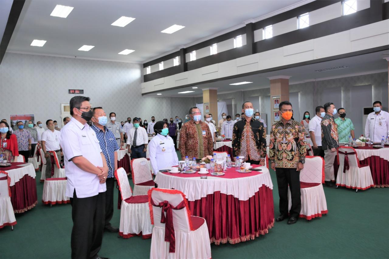 Rahma Resmi Kukuhkan Forum CSR Kota Tanjungpinang dan Luncurkan Aplikasi Sicepat dan Silajang