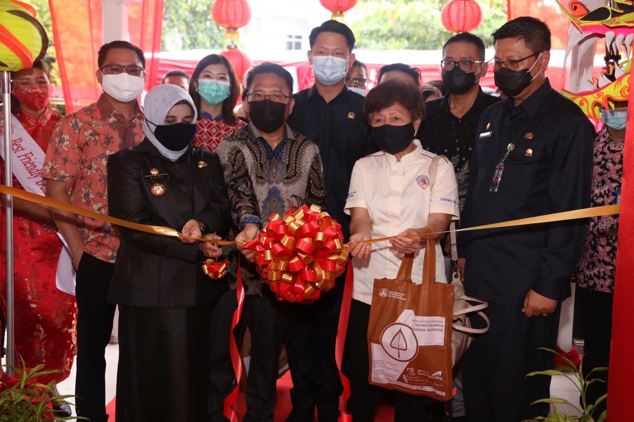 "Rahma : ""Pameran Temporer Bukti Kebhinekaan Masyarakat Tanjungpinang""."