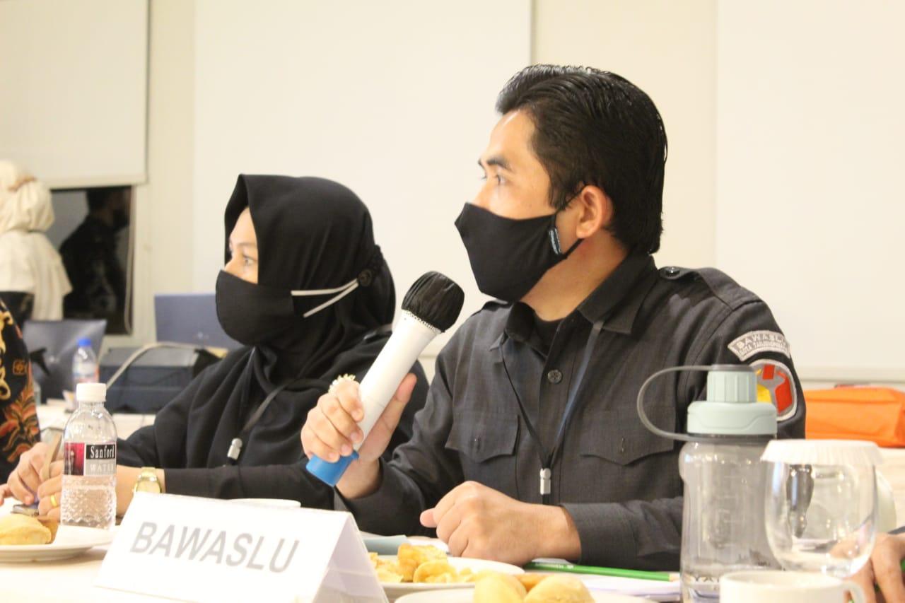 Bawaslu Tanjungpinang Beri Saran Perbaikan Rekapitulasi Suara