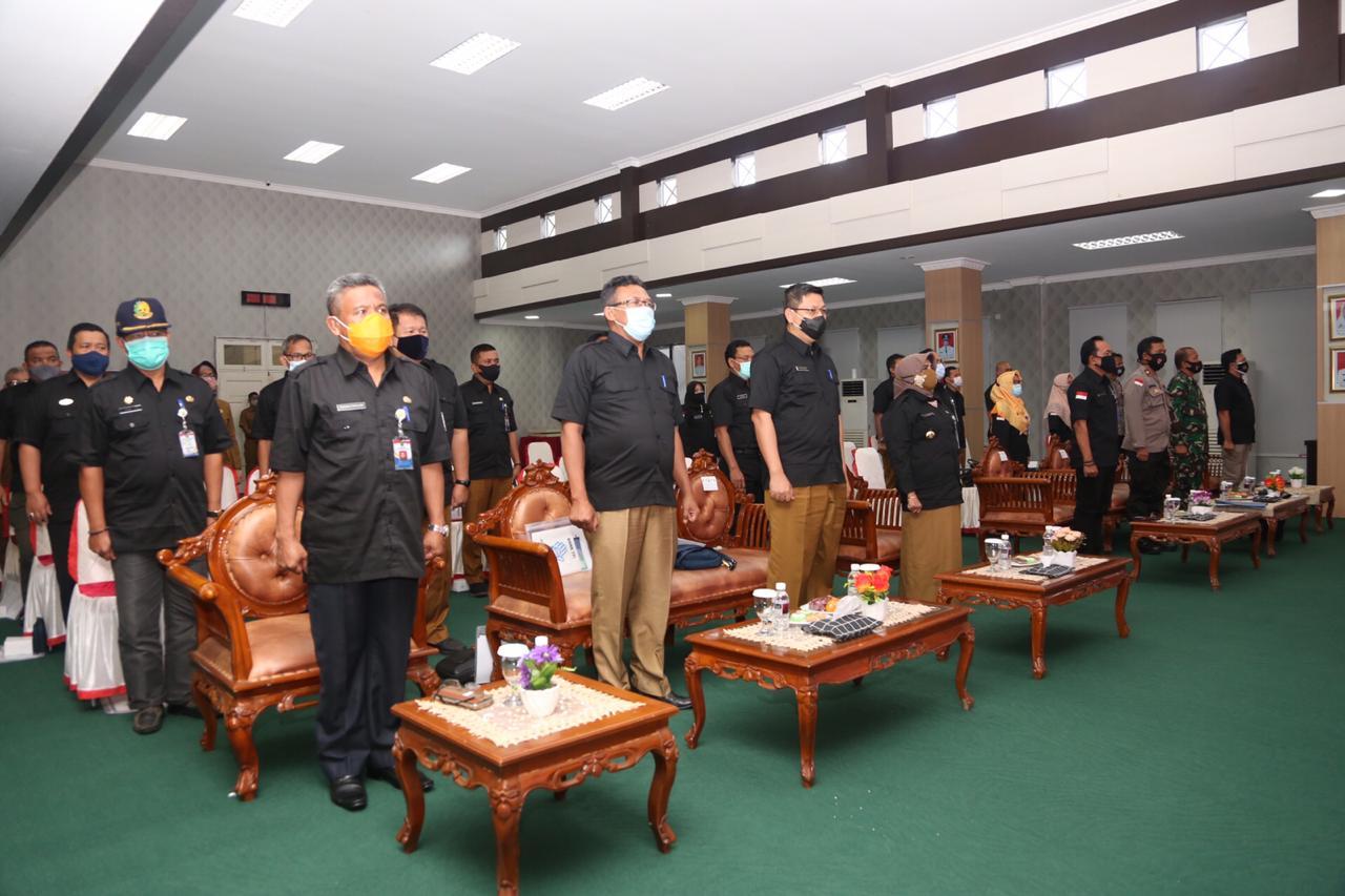 Walikota Kukuhkan Tim Terpadu P4GN Kota Tanjungpinang