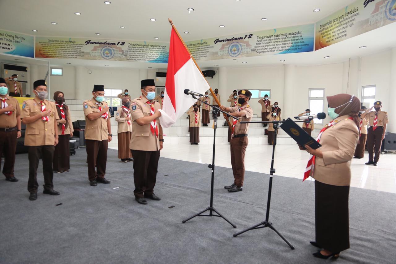 Lantik Rektor Umrah Jadi Mabigus, Rahma Titip Pesan