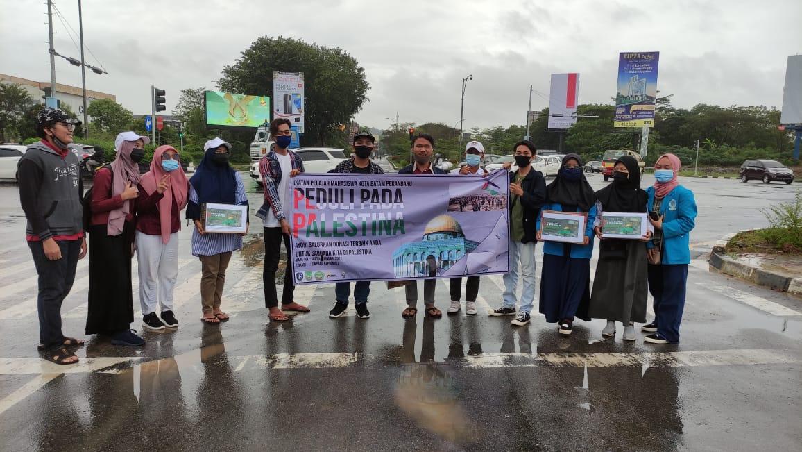 IPMKOB Pekanbaru Gandeng ACT Lakukan Penggalangan Dana