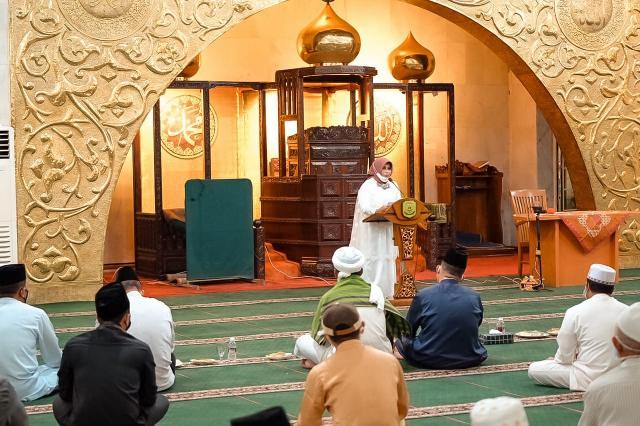 Secara Sederhana, Pemko Tanjungpinang Gelar Peringatan Isra' Miraj