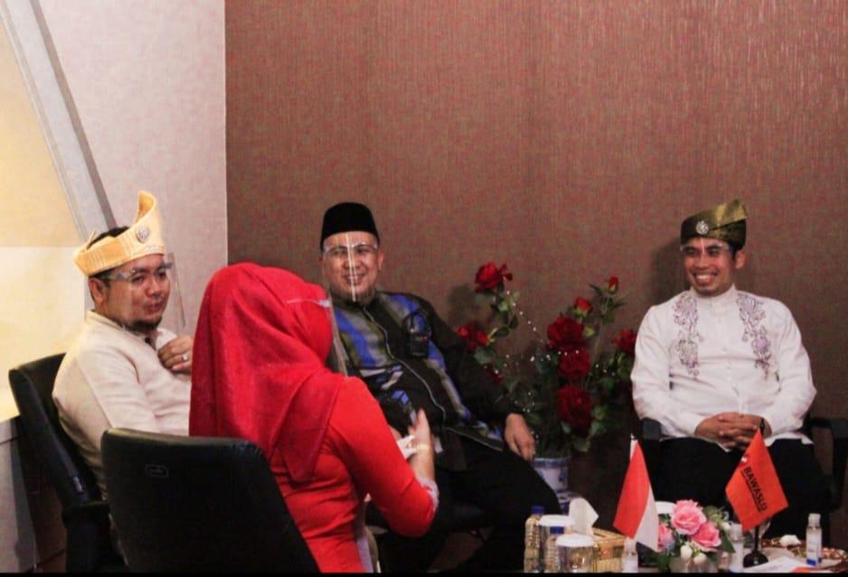 Anggota Bawaslu RI M. Afifuddin Sambangi Bawaslu Kota Tanjungpinang, Mari Membumikan Pengawasan Pemilu