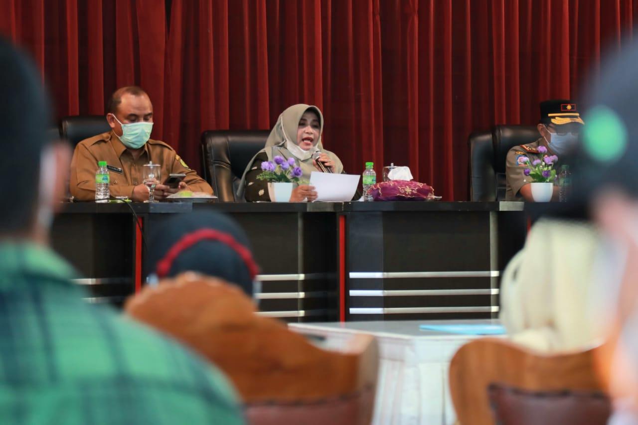 Walikota Tanjungpinang Minta Pangkalan LPG Tidak Menjual Diatas Harga HET
